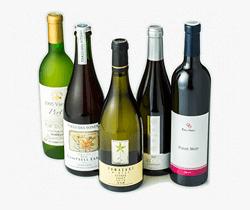 道産ワイン各種豊富に取り揃えております