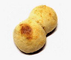 2色のオリーブパン