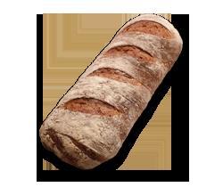 亜麻の実ときな粉のハードパン